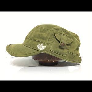 Adidas Women's Military style Strapback cap